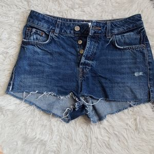 Zara Trafaluc Denim short